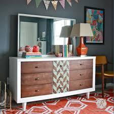 pattern furniture. herringbone pattern furniture stencil