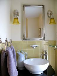 Yellow And White Bathroom Tiles Interesting Interior Design Ideas - Yellow and white bathroom