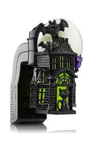 Bath And Body Works Halloween Night Light Haunted House Nightlight Wallflowers Fragrance Plug Home
