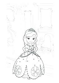 sophia coloring page princess s colouring pages free sofia sophia coloring page