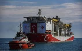 Turkey discovers <b>large natural</b> gas reserve off Black Sea - The Hindu