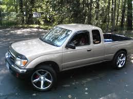 1999 Toyota Tacoma SR5 4x4 3.4L V6 Supercharged 1/4 mile trap ...