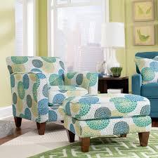 Allegra Chair & Ottoman Set by La Z Boy