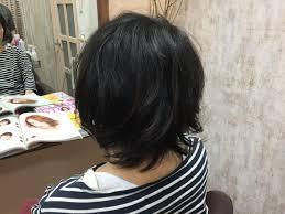 剛毛クセ毛の髪質でお悩み女子へうねりを活かす髪型クセ毛風ボブ