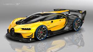 El Bugatti Vision Gran Turismo es un proyecto tan realista como es ...