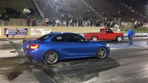 BMW Convertible bmw m235i race car : 2014 BMW M235i 1/4 mile trap speeds 0-60 - DragTimes.com