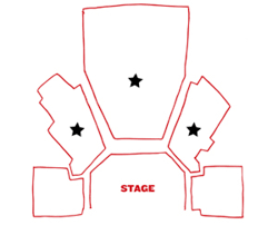 Woolly Mammoth Seating Chart Best Seats In The House