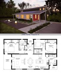 Renew Home Designs Deltec Homes Renew Collection Quotridgelinequot B 1604sf