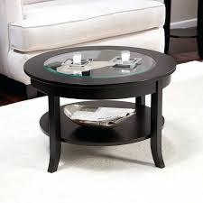 wood base glass top coffee table medium size of coffee glass coffee table round glass top