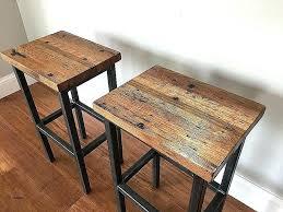 bar stools canada stoeber how to make your own bar stools winsome homemade bar stool ideas reclaimed oak wood bar used bar stools