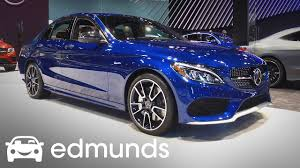 See prices, photos and find dealers near you. Used 2017 Mercedes Benz C Class Amg C 43 Review Edmunds