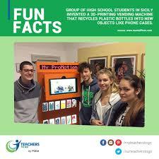 Fun Facts About Vending Machines Best Fun Facts 48D Printing Vending Machine TeacherstoGO Online