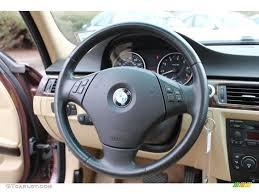 2006 BMW 3 Series 330xi Sedan Beige Steering Wheel Photo #77773787 ...