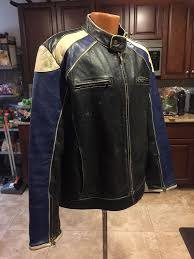 wilsons leather m julian cafe racer moto motorcycle jacket xl wilson s biker