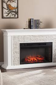 how to an electric fireplace