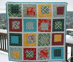 Baby Boy Bug Quilt | Cluck Cluck Sew & This little boy quilt is for someone special, hopefully that someone  doesn't check this blog very often! I made it based on the tutorial on  Amanda Jean's ... Adamdwight.com