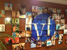 vf corporate 3 d wall collage