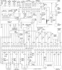 1986 ford truck f150 1 2 ton p u 4wd 5 0l mfi ohv 8cyl repair 18 3 1l vin m and 3 4l vin x engine control wiring diagram 1996 vehicles