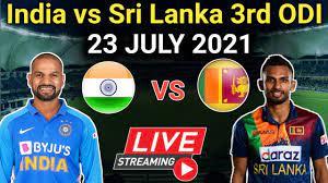 IND vs SL 3rd odi Match Live Score ...