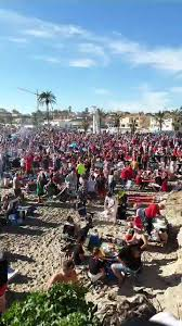 La Zenia - Annual <b>Christmas</b> day <b>beach party</b>
