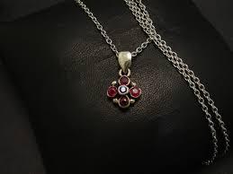 ruby cer pendant sapphire 9ctwhite gold 00274 jpg