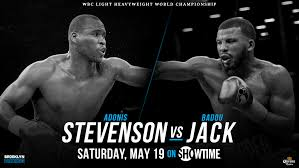 Image result for Adonis Stevenson vs jack