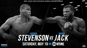 Image result for Adonis Stevenson vs jack