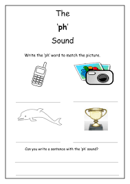 Phonics helps students learn to identify relationships between words and sounds. Phonics Ph Sound Worksheet Teaching Resources