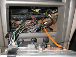 mustang radio wiring diagram wiring diagram and schematic design ford taurus o i was hooking up my stereo and when hooked