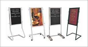 Lobby Display Stands Lobby Stands Retail Display Stands And Fixtures Classic Sign 1