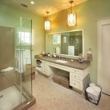 Handicap Accessible Bathroom Traditional With Wheelchair Shower - Ada accessible bathroom