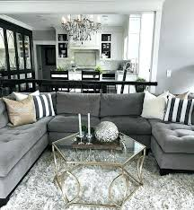 Gray Living Room Interesting Inspiration Design