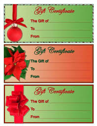 generic expense reportvector beautiful certificate templates  christmas gift certificates templates 4 christmas gift gift certificate templates