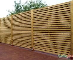 Grange Contemporary Fence Panel
