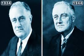 presidente de estados unidos franklin d roosevelt  presidente de estados unidos franklin d roosevelt 1934 1944