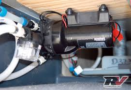 shurflo rv water pump install tech install rv magazine Shurflo Wiring Diagram Shurflo Wiring Diagram #23 shurflo pump wiring diagram