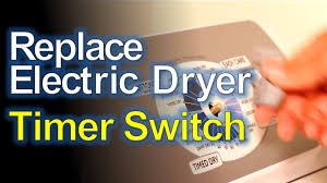 electric dryer timer start switch replacement electric dryer timer start switch replacement