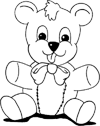Small Picture Printable Teddy Bear Children Coloring Coloring Coloring Pages
