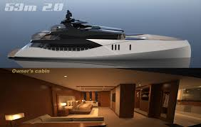 Yacht Design Degree Misha Merzliakov Yacht Design Interior And Exterior