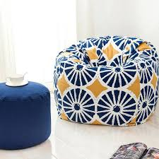 bean bag covers pattern style bean bag chair garden beanbag covers anywhere portable sitting lazy sofa bean bag covers beanbag chair