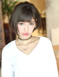 ミセス大人女子のナチュラルボブke 529 ヘアカタログ髪型ヘア