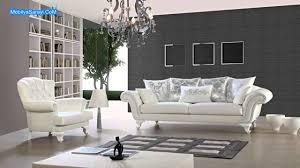 Mission Living Room Set Modern White U0026 Green Living Room With White Modern Sofa Green