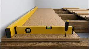 Osb platten für stabile fußböden. Sruboklin System Die Montage Von Osb Platten Auf Die Holzdecken Und Fussboden Prasentation Youtube