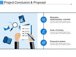 Project Proposal Presentation Project Conclusion And Proposal Ppt Presentation Examples