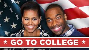 go to college music video first lady michelle obama