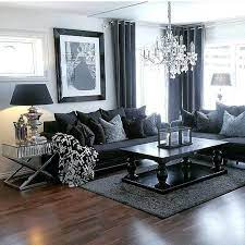 fancy grey couch living room furniture