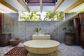 Concrete and stone spa design ideas ...