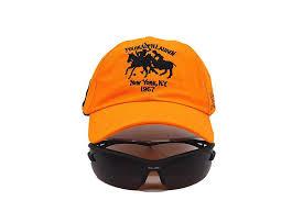 mens womens polo ralph lauren dual match horse logo sports fashion adjustable strap back cap