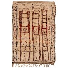 vintage moroccan rug with geometric pattern for at moroccan pattern rug uk