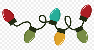 Browse our christmas images, graphics, and designs from +79.322 free vectors graphics. Christmas Lights Png Picture Clip Art Library Christmas Lights Cut Out Free Transparent Png Clipart Images Download